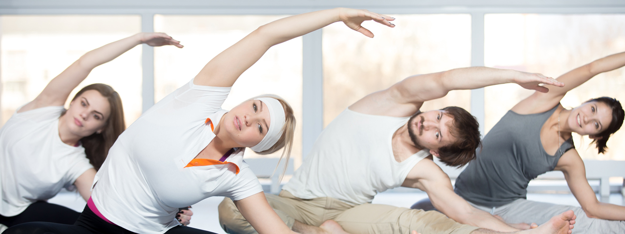Pilates Classes in Hampshire and Wiltshire